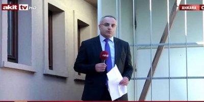 Akit TV muhabiri Mehmet Özmen'e idam soruşturması