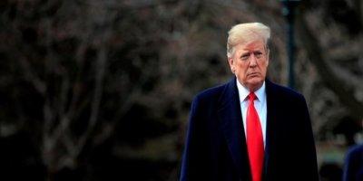 Trump: ABD için İsrail'in Golan Tepeleri üzerindeki egemenliğini tanımanın zamanı geldi