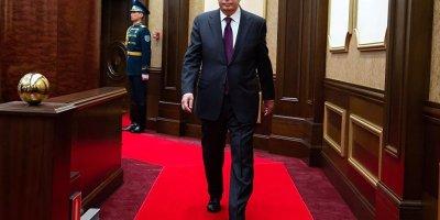 DONALD TRUMP, KAZAKİSTAN'IN YENİ DEVLET BAŞKANI KASIM CÖMERT TOKAYEV'İ TEBRİK ETTİ