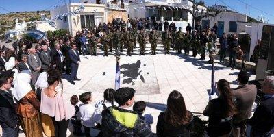 Yunanistan Başbakanı Çipras'ın helikopterine taciz