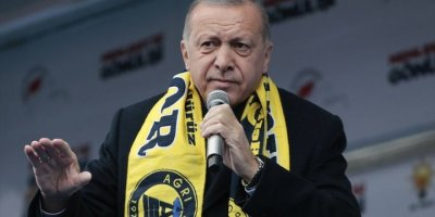 Erdoğan: Nike, Ağrı'da fabrika kuracak