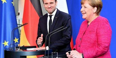 ALMANYA VE FRANSA'NIN ORTAK OLARAK KURDUĞU MECLİS İLK OTURUMUNU GERÇEKLEŞTİRDİ