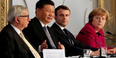 Çin ile AB yakınlaşmasında Trump'a mesaj