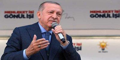 Erdoğan: Kılavuzu karga olanın nokta nokta, anladınız değil mi dediğimi...
