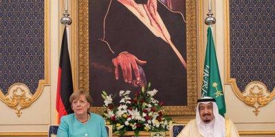 Almanya'dan Suudi Arabistan'a şok!