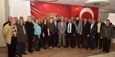Adana'da 150 kişi İYİ Parti'den istifa edip MHP'ye katıldı