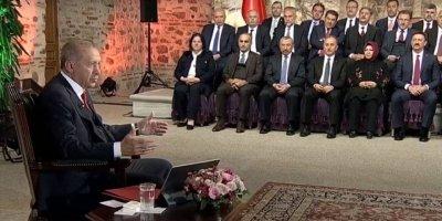 Erdoğan: Bu seçimlerde anket firmalarının hepsi iflas edecek