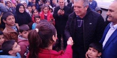 Diyarbakır'da Saadet Partisi'nden seçilen Belediye Başkanı Akmeşe'ye saldırı