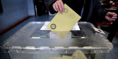 Mersin'in bir ilçesinde seçimler iptal edildi