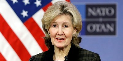 ABD'NİN NATO DAİMİ TEMSİLCİSİ KAY BAILEY HUTCHISON: ''TÜRKİYE'NİN RUSYA'DAN SİLAH ALMASI UYGUN OLMAZ''