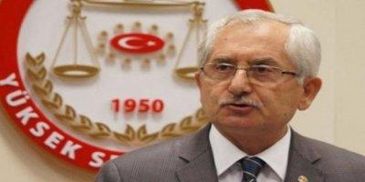 YSK Başkanı Sadi Güven'den yeni açıklama: İstanbul'da son durum ne ?