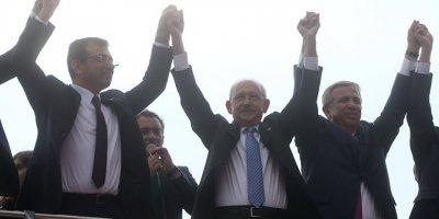 Kılıçdaroğlu: 2014'te Yavaş'ın Ankara'da yaptığı itirazların tümünü reddeden YSK, şimdi tam tersi kararlar veriyor