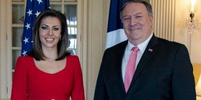 ABD Dışişleri'nin yeni sözcüsü Morgan Ortagus oldu