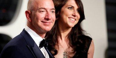 Dünyanın en zengin insanı Jeff Bezos rekor anlaşmayla boşandı