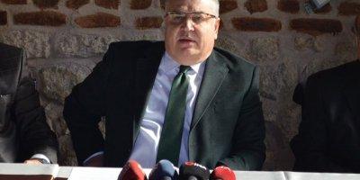 İnce'den CHP yönetimine Kesimoğlu çağrısı