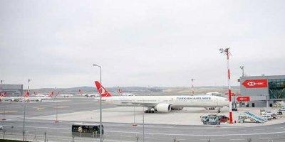 Yeni havaalanında sigara içene Bin Dolar ceza