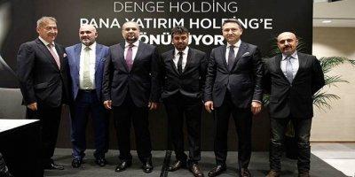 SPKdan Denge Holding ortaklarına ceza