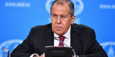 Lavrov: Rusya ve ABD arasında terörle mücadele diyaloğu yeniden kuruldu, Suriye'de çözüm için temas halindeyiz