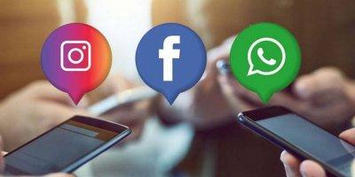 WhatsApp, Facebook ve Instagram'a ne oldu? Sosyal medya çöktü mü?