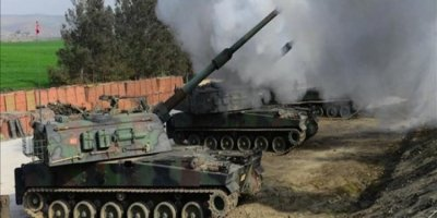 YPG/PKK'dan Afrin'deki Mehmetçiğe saldırı
