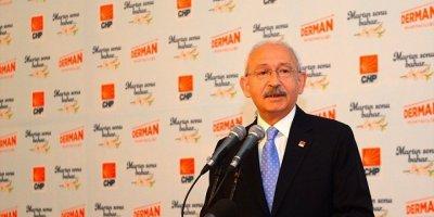 Kılıçdaroğlu: Enkaz edebiyatı istemediğimizi söyledik