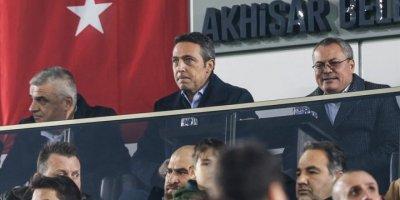 Ali Koç'tan futbolculara: Daha fazla üzmeyin