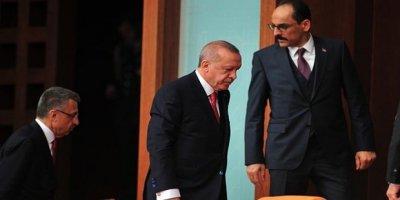 Erdoğan, mecliste kürsüye HDP'li Buldan çıkınca salonu terk etti: İstiklal Marşı'nı söylemeyenleri dinleyelim mi?