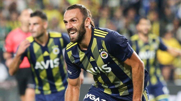 Fenerbahçe'nin Yüzü Kosovalı Santrfor Vedat Muric İle Gülüyor