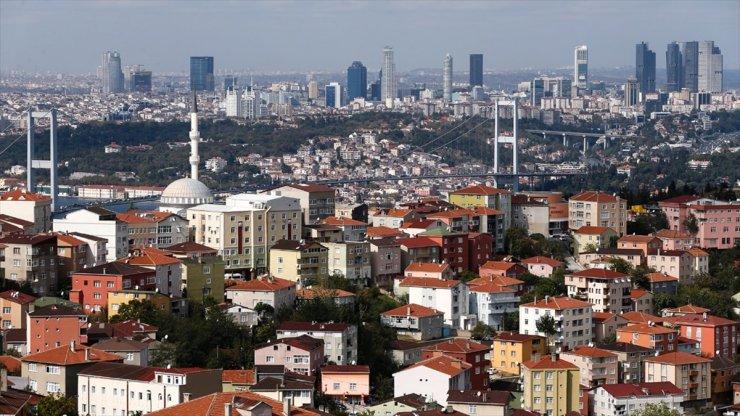 İstanbul'da 2018'de 121 Milyar Liralık Konut Satıldı