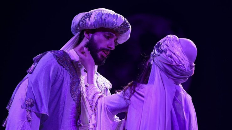 Leyla İle Mecnun Hikâyesi, Devlet Tiyatroları Sahnesinde Seyirciyle Buluşacak