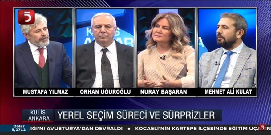 Nuray Başaran Çukurambar Borsası
