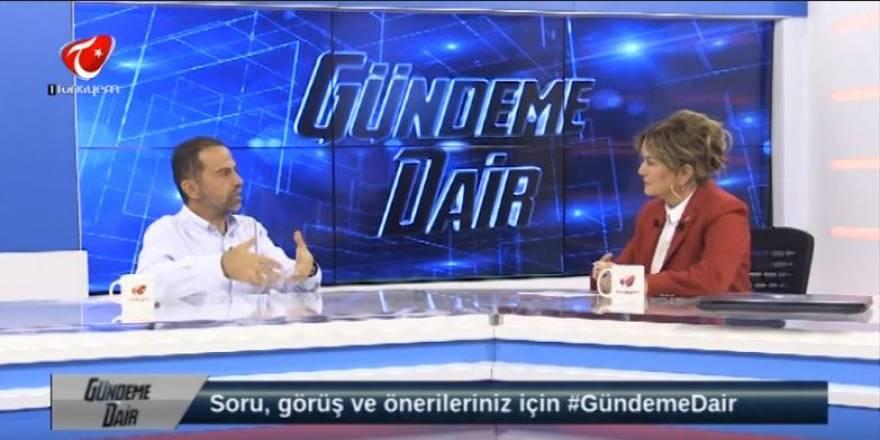 Nuray Başaran Türkiyem TV'de  -GÜNDEME DAİR- Nasuh Mahruki