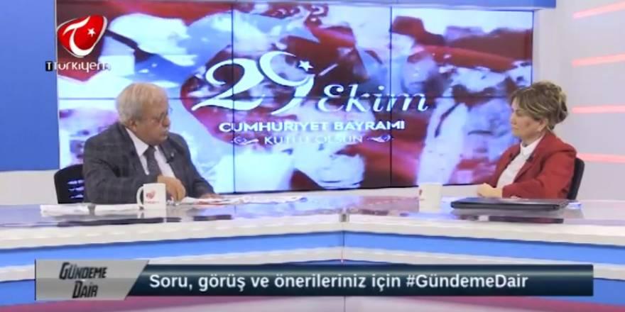 Nuray Başaran Türkiyem TV'de  -GÜNDEME DAİR- Prof. Dr. Anıl Çeçen
