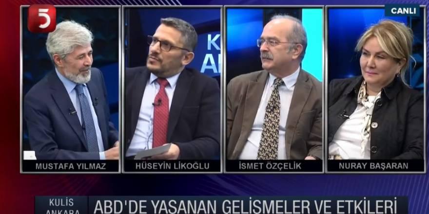 Salgın Sonrası Türkiye Siyaseti Nasıl Şekillenir? - Nuray Başaran - Hüseyin Likoğlu - İsmet Özçelik TV5