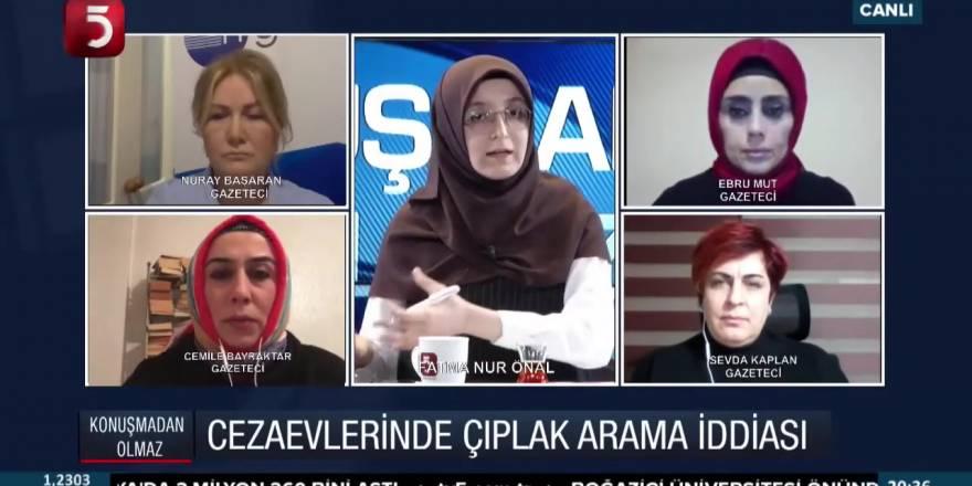 Boğaziçi Üniversitesi Rektör Tartışmaları - Konuşmadan Olmaz - Nuray Başaran