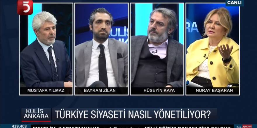 Erdoğan'ın 2023 Manifestosu Ne Olacak? - Kulis Ankara - Mustafa Yılmaz - Nuray Başaran